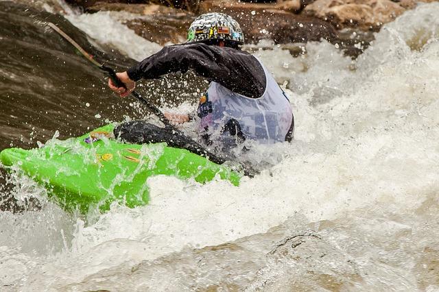Kayaking & Rafting